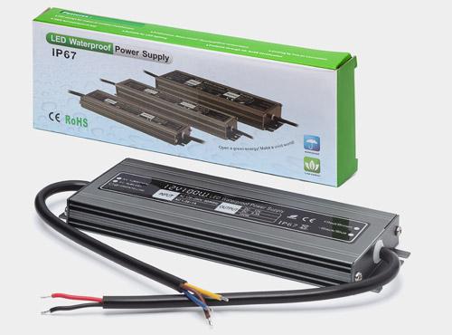 100 ватт 12 вольт IP67 — Slim / Тонкий